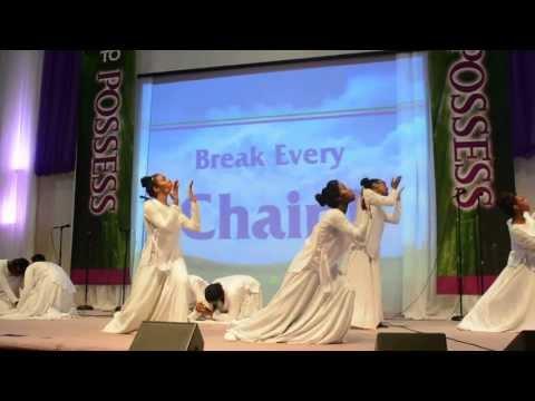 Break Every Chain-By Tasha Cobbs praise dance