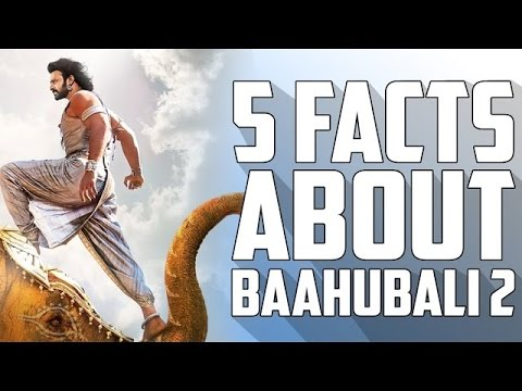 Thumbnail: Baahubali 2 Amazing Facts (Hindi) | Prabhas | SS Rajamouli