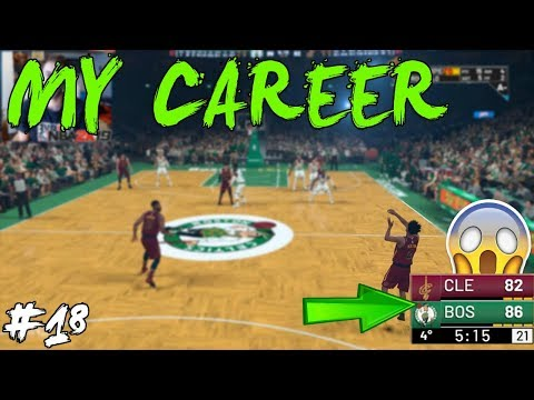 DOPO QUESTA VERAMENTE LE HO VISTE TUTTE.... - NBA2K19 My Career #18 - [ITA PS4]