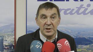 """EH Bildu le dice al PSOE que """"nuestra agenda todo el mundo la conoce"""""""