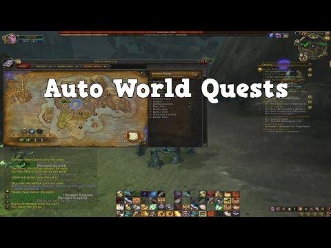 WoW Legion - World Quest Group Finder , Find Groups Fast!