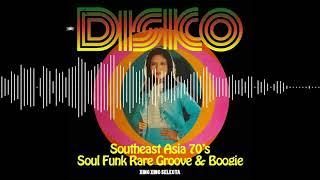 Ahmad Nawab - Rahasia Hati | Southeast Asia 70s Disco Soul Funk Rare Groove & Boogie