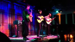 California Guitar Trio: Yamanashi Blues