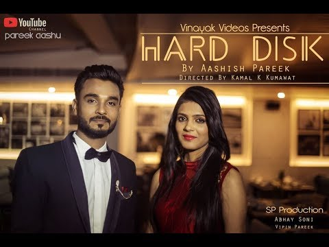 | HARD DISK SONG | VALENTINE DAY SPECIAL SONG | PAREEK AASHU | AASHISH PAREEK | SP PRODUCTION |