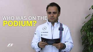 Grill The Grid - Felipe Massa