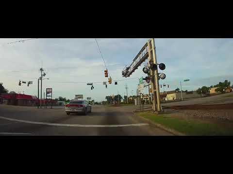 Driving Through Orangeburg, South Carolina