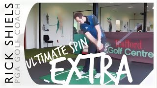 ULTIMATE BACK SPIN - EXTRA