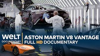 ASTON MARTIN V8 VANTAGE - Inside the Factory   Full Documentary