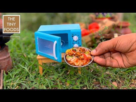 Dominos Burst Pizza In Oven | Cheese Burst Pizza Recipe | Veg Pizza Recipe | No Oven| The Tiny Foods