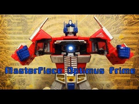 Masterpiece Optimus Prime Toys R Us Exclusive MP10