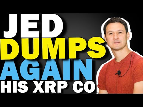 "MASSIVE RIPPLE XRP NEWS \ WHY IM BUYING XRP NOW? Jed McCaleb ""tacostand"" sends away 12.6 million XRP"