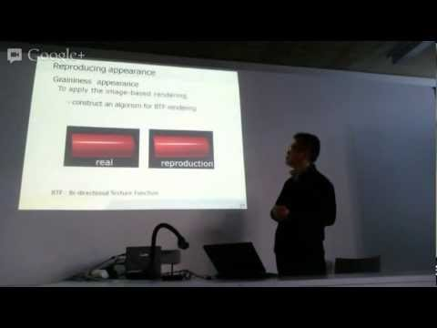 JKU ICG Lab Talk: Prof. Shoji Yamamoto, Tokyo Metropolitan College of Industrial Technology