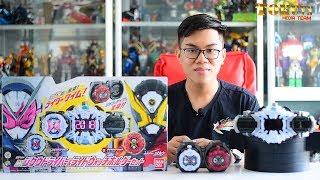 Download Video [TMT][790] Giới thiệu DX Ziku Driver & RideWatch Holder Set! Kamen Rider Zi-O! 仮面ライダージオウ (Engsub) MP3 3GP MP4