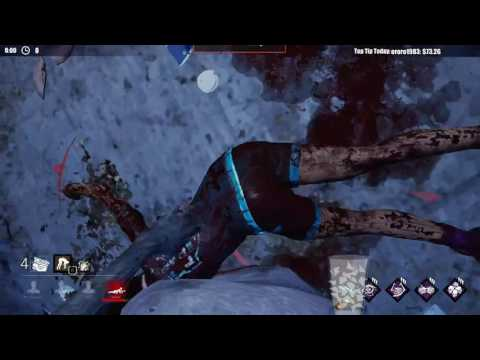 Dead by Daylight with...THE NURSE! - SWF FOR SURE!