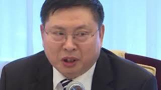 中国驻港官员:只有满足五大诉求的每一项才是真正的回应,是明显的政治敲诈或威胁