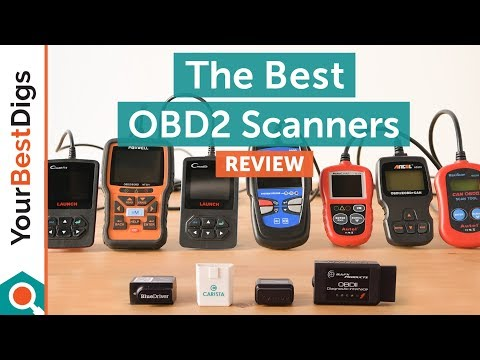 The Best OBD2 Scanner of 2018