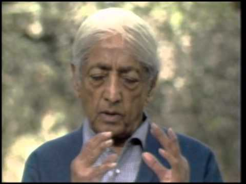 What part does psychic healing play in this? | J. Krishnamurti