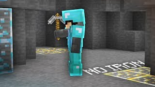 impossible mining luck (Hypixel UHC Highlights)