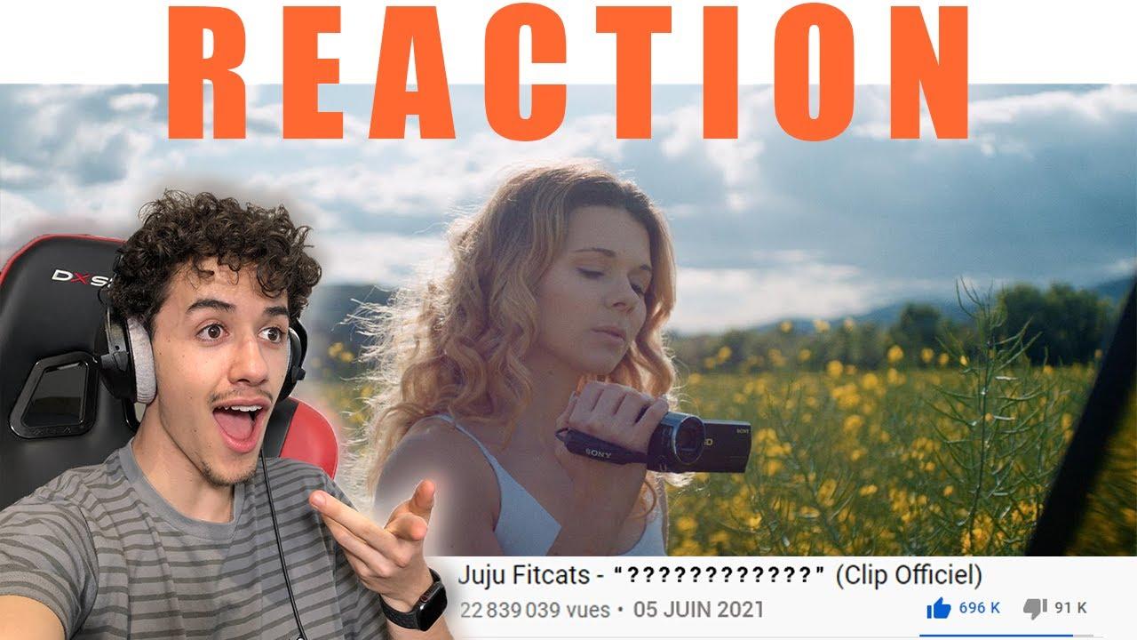 Je réagis au son de @Juju Fitcats  ! (Franchement elle a géré)