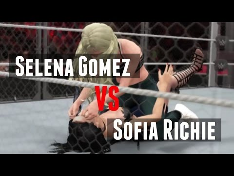 Celebrity Battle: Selena Gomez vs Sofia Richie ft. Rich Alpha Wolf | WavyFries