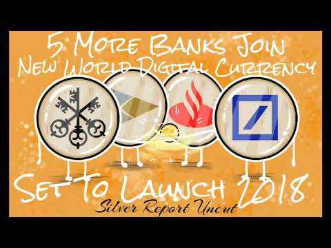 New World Crypto Currency 5 More Major Banks Join To Bring To Completion The Utility Settlement Coin
