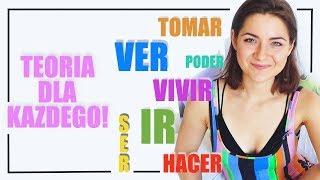 Jak dogadać się WSZĘDZIE po hiszpańsku:  15 najważniejszych CZASOWNIKÓW!  ★ so KAYKA