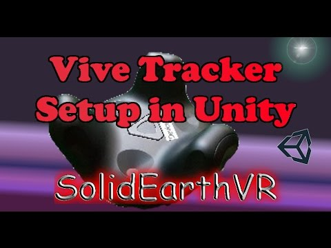Vive Tracker - cannot see it in Unity - Unity Forum