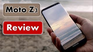 Motorola Moto Z3 Play Review - Full Specification and Features