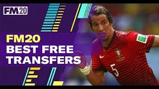 FM20 Free Transfers | Best Football Manager 2020 Free Transfers