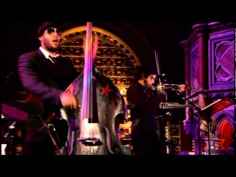 Jonathan Davis And SFA Live At The Union Chapel..Part1