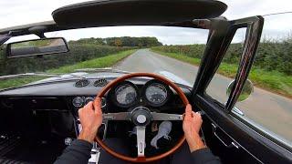 1977 Alfa Romeo 2000 Spider Veloce 5 Speed Manual - POV Test Drive & WalkAround