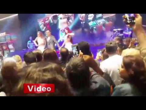Serdar Ortaç Konserinde Bomba Alarmı