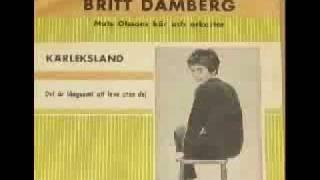Britt Damberg - Kärleksland