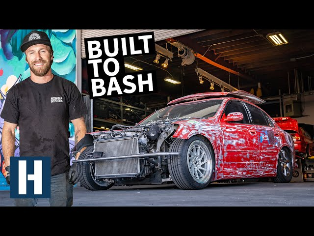 Building a Bash Bar Front for the G35. Project Halfshart?