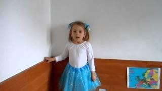 """Кристина Зарицкая стих """"Мы снежинки балеринки"""""""