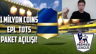 1,000,000 coins paket aÇiliŞi - inanilmaz tots walkout !