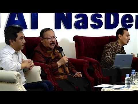 """Segmen 1"""" Dialog Selasa (Ketahanan Nasional dan Ancaman Terorisme)"""