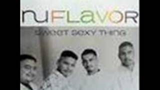 NU FLAVOR feat ROGER-SWEET SEXY THING(ENGLISHS,SPANISH EDIT(TU SEXY TU)