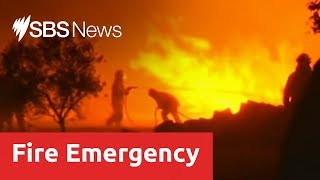 Homes lost as flames continue to rage across Queensland and North NSW