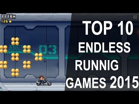 Top 10 Endless Running Games For Android