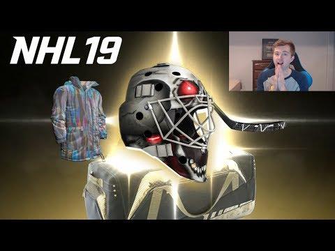 NHL 19 - HUGE FIRST HOCKEY BAG OPENING!