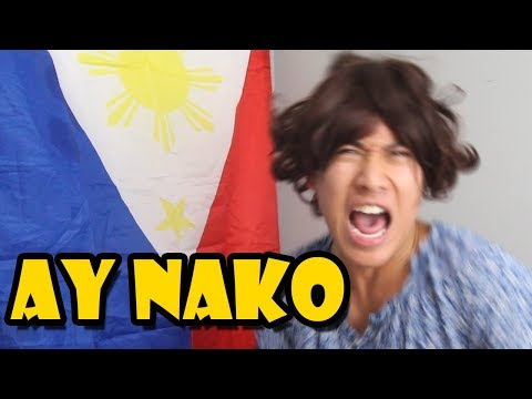 """What is """"AY NAKO"""" in Tagalog? 🇵🇭"""