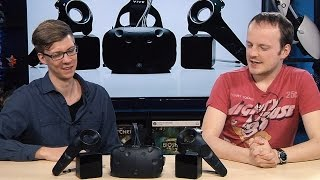HTC Vive Fazit: Tolle Hardware, aber etwas fehlt