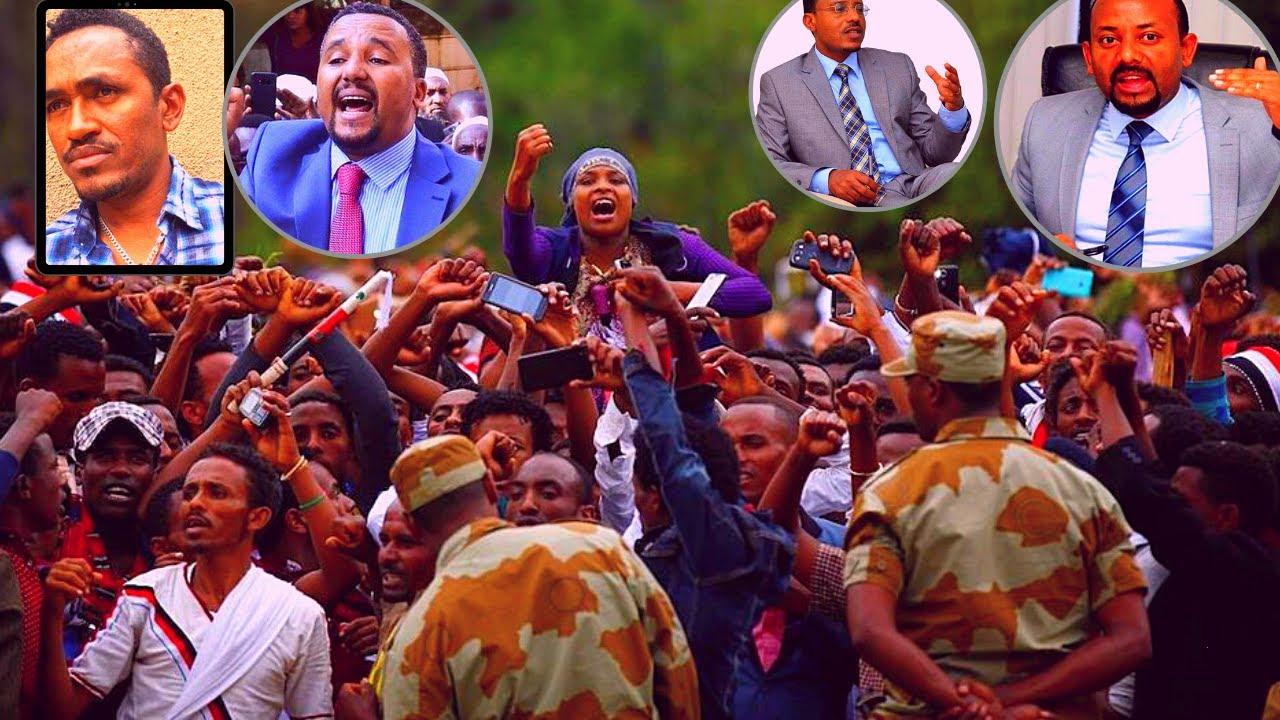 DEG DEG Abye Ahmed Oo Uhanjabay Shucuubta Koonfureed,Wararkii Ugu Dambeeyay Ee Gobolka Oromiya