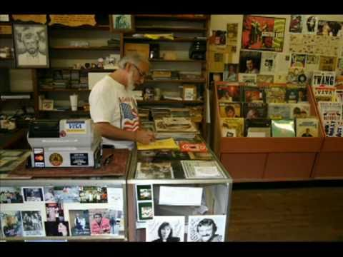 Lawrence Record Shop, Nashville Tennessee