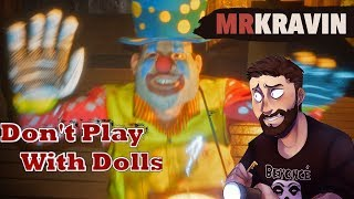 DON'T PLAY WITH DOLLS (I'm Gonna)