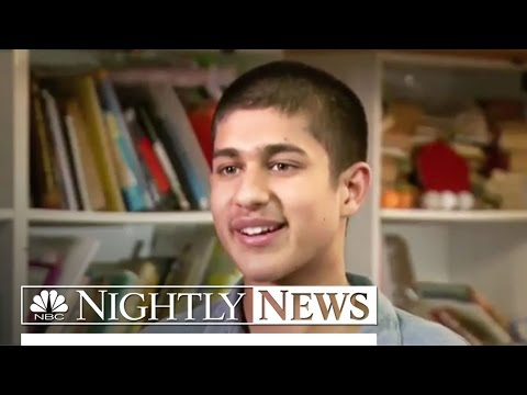 16-Year-Old Table Tennis Star Is Youngest U.S. Olympic Athlete at Rio   NBC Nightly News