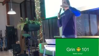 Grin 101 - San Francisco Bitcoin Meetup