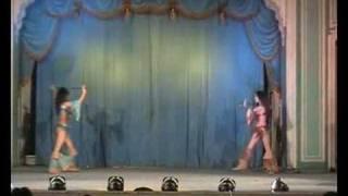 Танец живота Саиди с тростью. Bellydance Saidi.