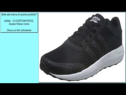 Unboxing Review sneakers Adidas Cloudfoam Swift Racer AW4154